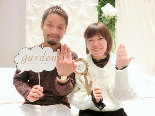 すごくきれいな指輪☆