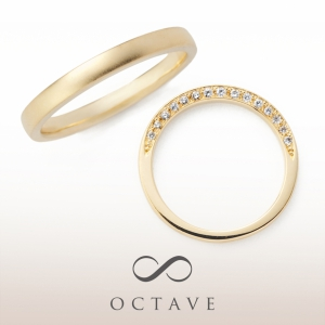 OCTAVE♪ベビーリングプレゼント!(2018.9.21~9.24までのご案内)