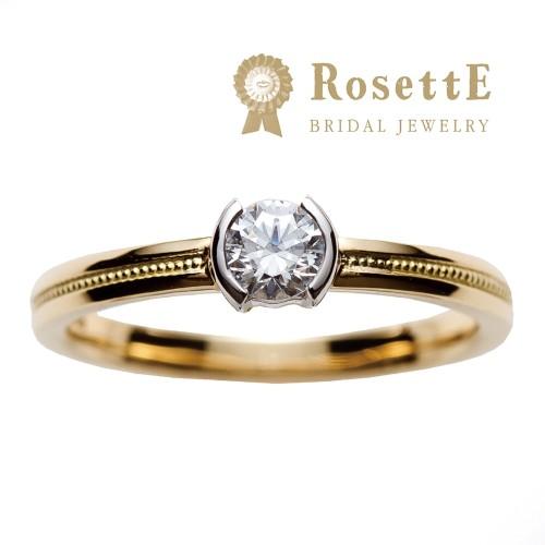 RosettE【ロゼット】扉の婚約指輪(エンゲージリング)はgarden姫路