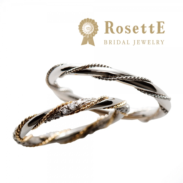 RosettE【ロゼット】DAYLIGHT/光の結婚指輪(マリッジリング)姫路の正規取扱店garden姫路【公式サイト】