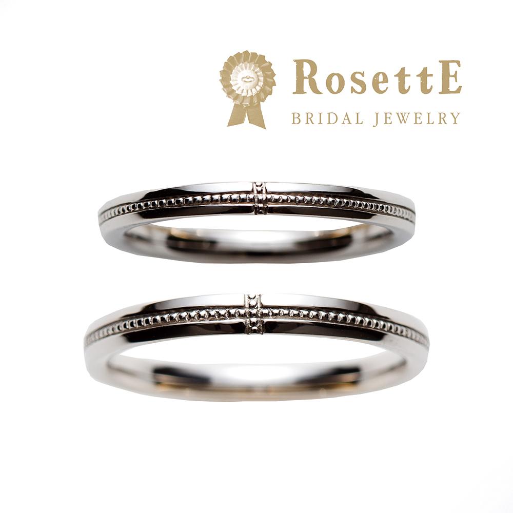 RosettE【ロゼット】GATE/扉の結婚指輪(マリッジリング)はgarden姫路
