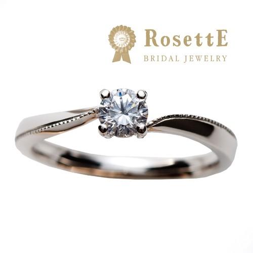 RosettE心婚約指輪の取り扱い店garden姫路