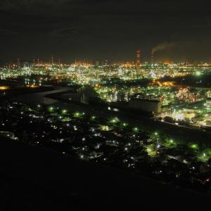 神戸・姫路サプライズプロポーズ 水島コンビナート夜景クルーズ