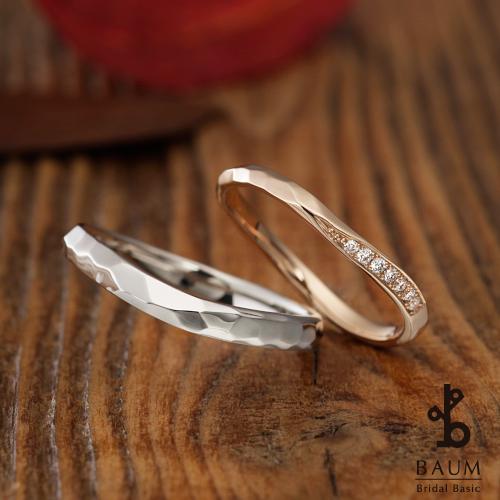 BAUM【バウム】の結婚指輪(マリッジリング)ピエリスの姫路正規取扱店