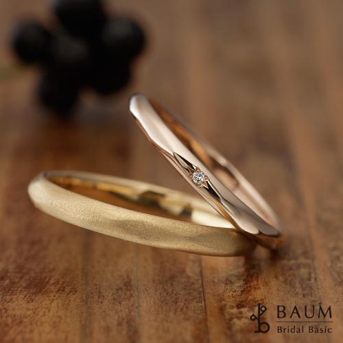 BAUM【バウム】カメリア結婚指輪(マリッジリング)の取り扱い店舗garden姫路