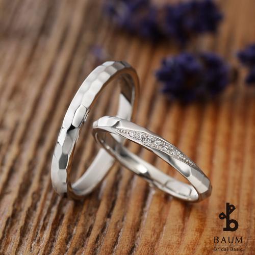 姫路BAUM【バウム】ビハーナムマリッジリング(結婚指輪)