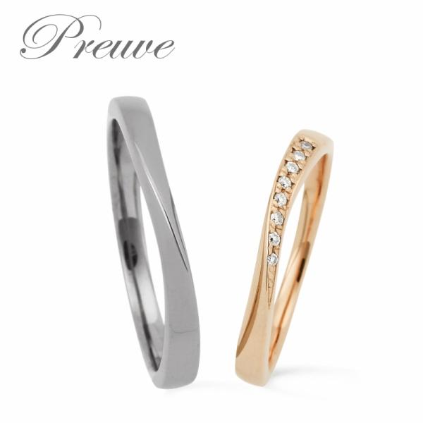 安い結婚指輪Preuve