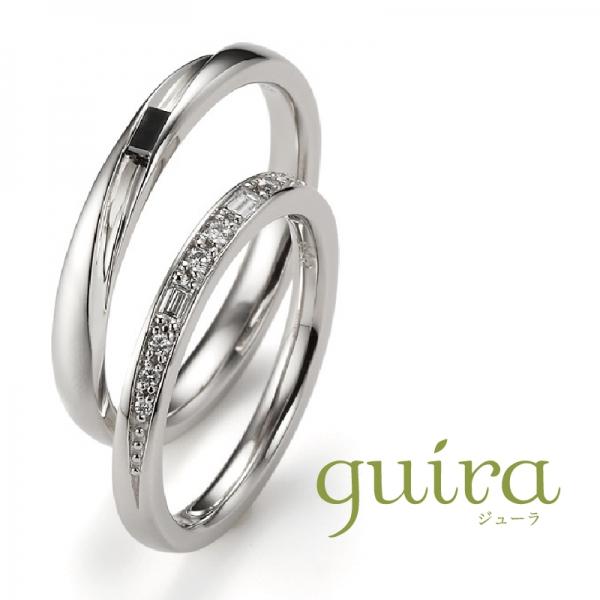 結婚指輪の買い替えにおすすめのデザインguiraタイム