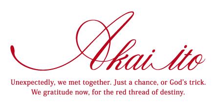 Akai ito 赤い糸