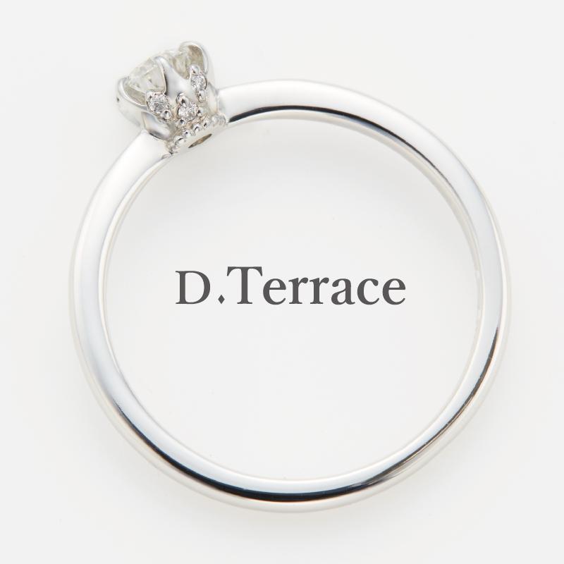 D.Terrace【ディーテラス】婚約指輪・結婚指輪の取扱店舗garden姫路