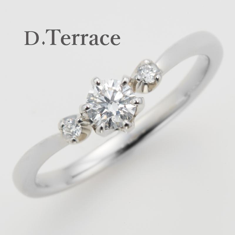 D.Terrace【ディーテラス】ローエングリン婚約指輪(エンゲージリング)姫路