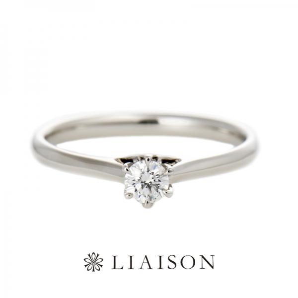 LIAISON婚約指輪の取扱店はgarden姫路