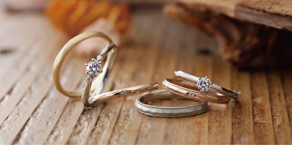 おしゃれな婚約指輪のブランドBAUM