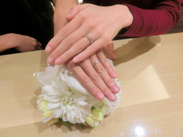 とても素敵な指輪