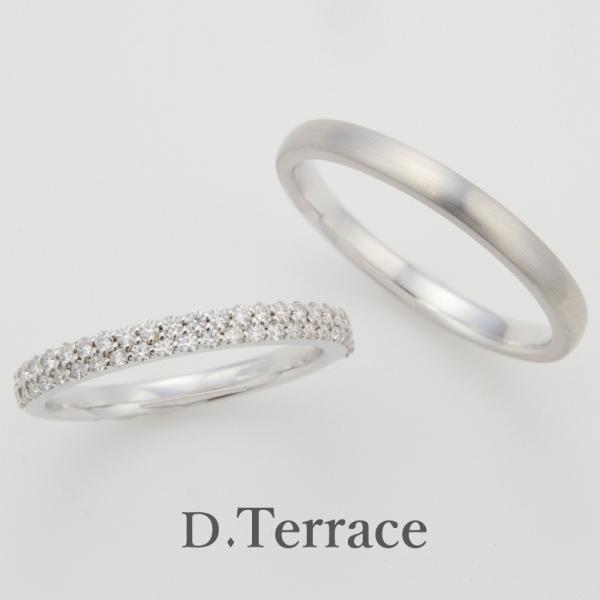 マリア【Maria】ディーテラス【D.Terrace】の結婚指輪