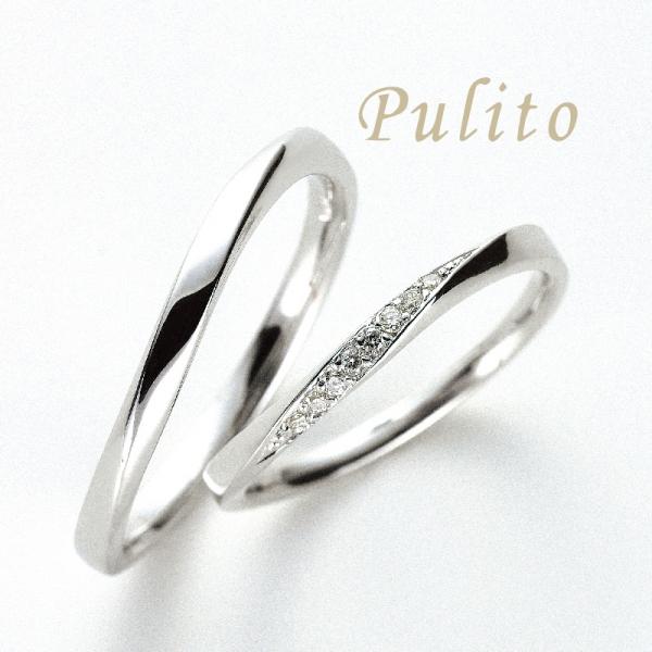 プリート結婚指輪フィレンツェ