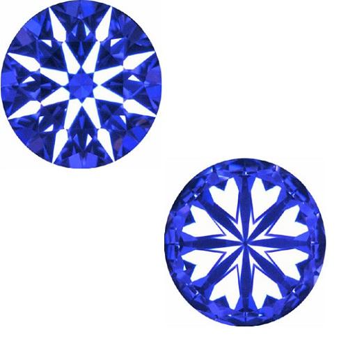 姫路市美女と野獣の婚約指輪・結婚指輪ダイヤモンド
