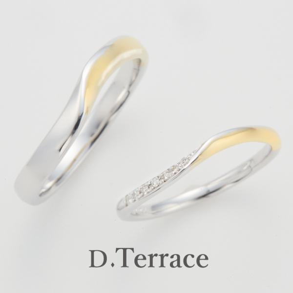 D.Terrace【ディーテラス】の結婚指輪|スヘルデ川【Schelde】