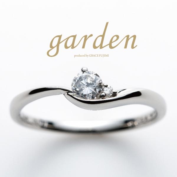 10万以内で買える婚約指輪|gardenオリジナル