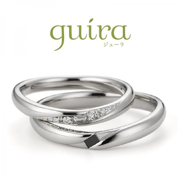 おしゃれな結婚指輪(マリッジリング)guiraスイートマジョラム