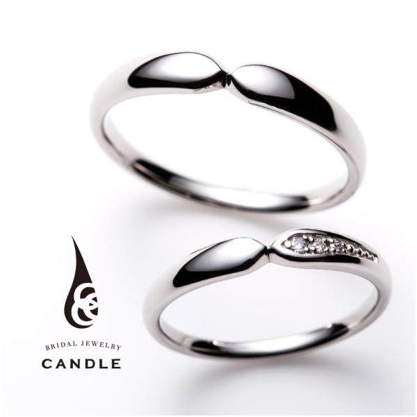 CANDLE(キャンドル)コラム結婚指輪・姫路