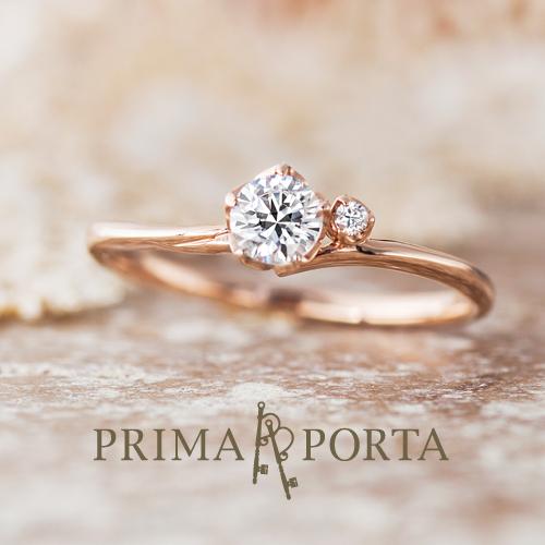 PRIMAPORTA|プリマポルタ|カンツォーネ婚約指輪