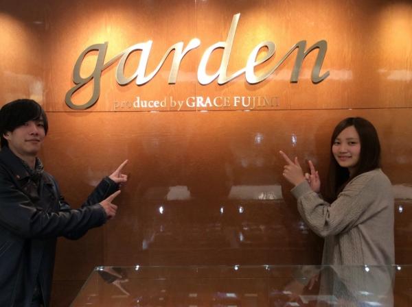 【兵庫県姫路市】IROノHAとOCTAVEのマリッジリングをご成約頂きました