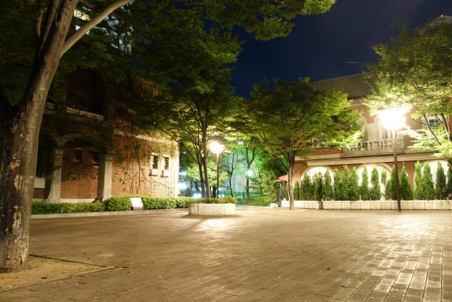 神戸・三ノ宮のプロポーズスポット東遊園地