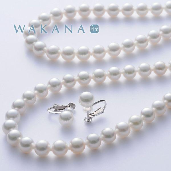 garden姫路で取り扱いのある国産真珠WAKANA