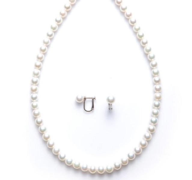 garden姫路の取り扱い真珠あこや本真珠