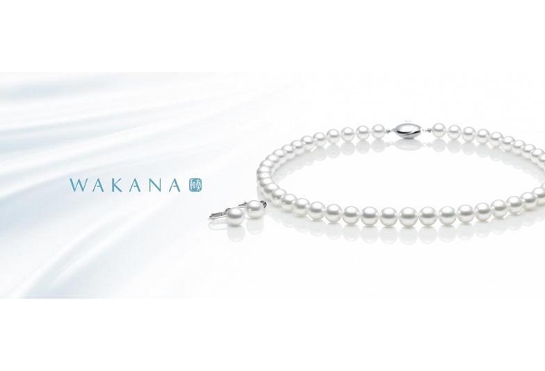 真珠(パール)ネックレスのブランドWAKANA