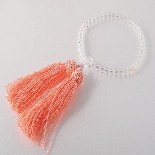 姫路で数珠の糸替え