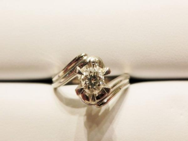 結婚指輪の買い替えと婚約指輪をジュエリーリフォーム