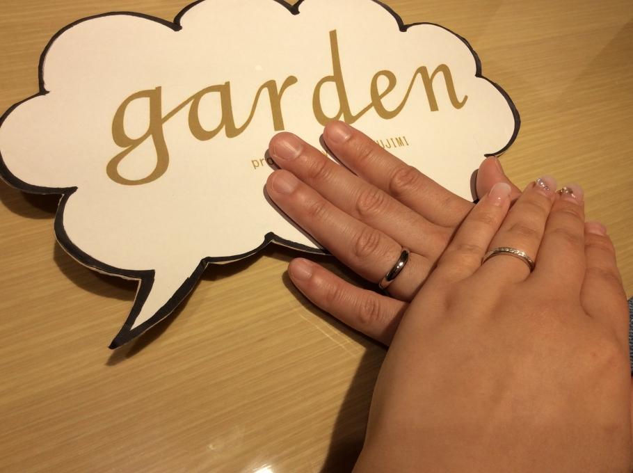 加古川市 U様 結婚指輪 Milk&Strawberry OCTAVE