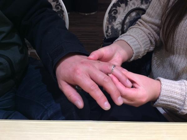 個性的な結婚指輪ブランドです。