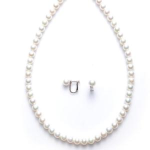 あこや本真珠ネックレス