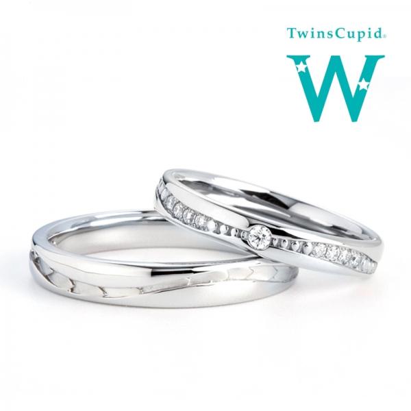 姫路双子ダイヤがロマンチックなブランドTwinsCupid