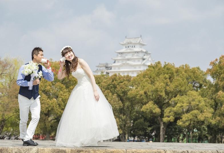 garden姫路のフォトウエディング