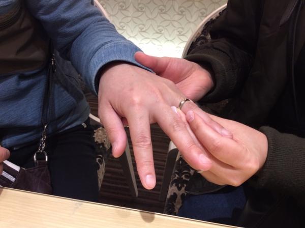 Milk&strawberry、OCTAVEの結婚指輪