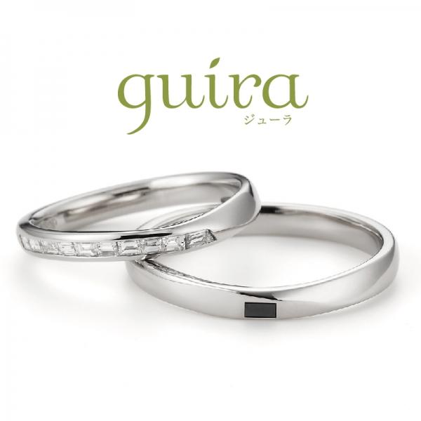 オレッキオguira結婚指輪ジャスミン