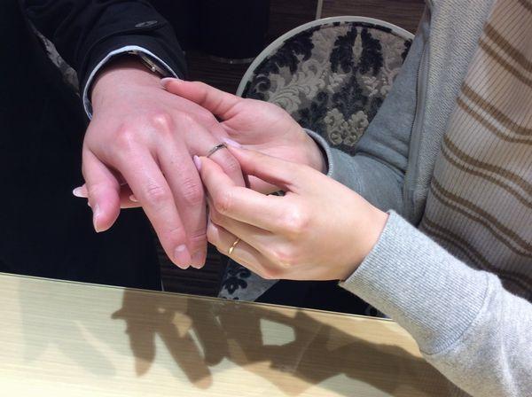 指輪交換2