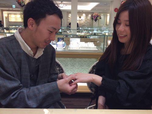 FISCHER指輪交換2