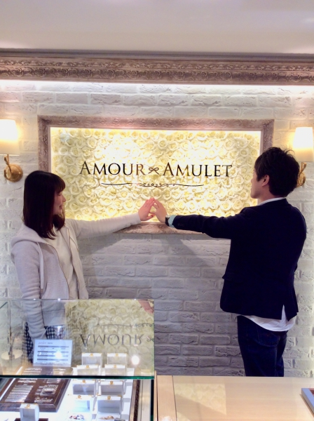 AMOUR AMULETアムールアミュレット結婚指輪