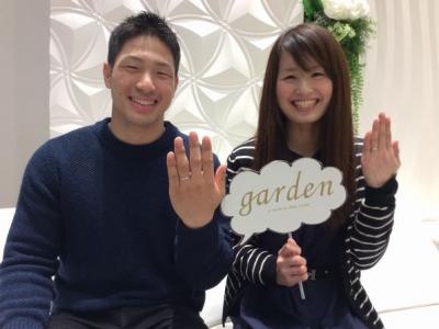 RosettE結婚指輪