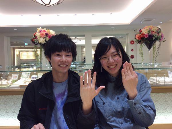 Passage結婚指輪