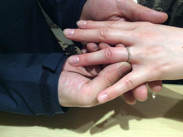 Preuve結婚指輪