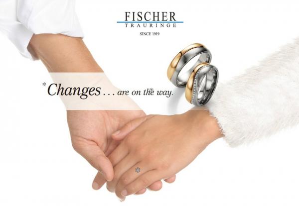 結婚指輪の買い替えにおすすめのブランドFISCHER