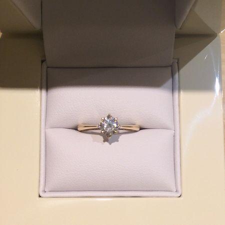 ラパージュ(LAPAGE)ジュエリーリフォーム婚約指輪