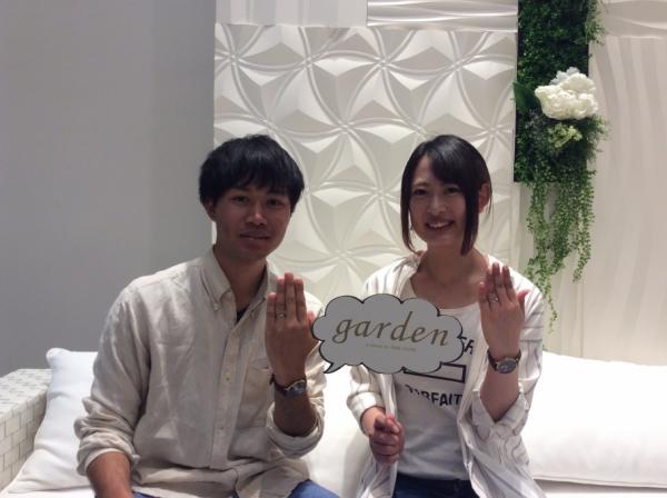 DISNEY Cinderella結婚指輪