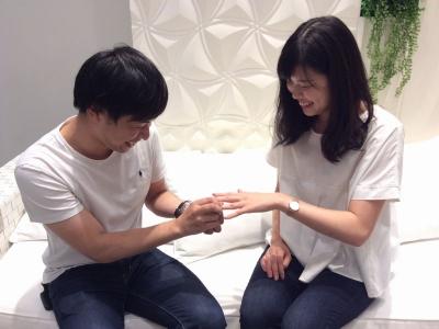 OnlyYou結婚指輪